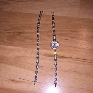 Jewelry - Beautiful matching watch and bracelet